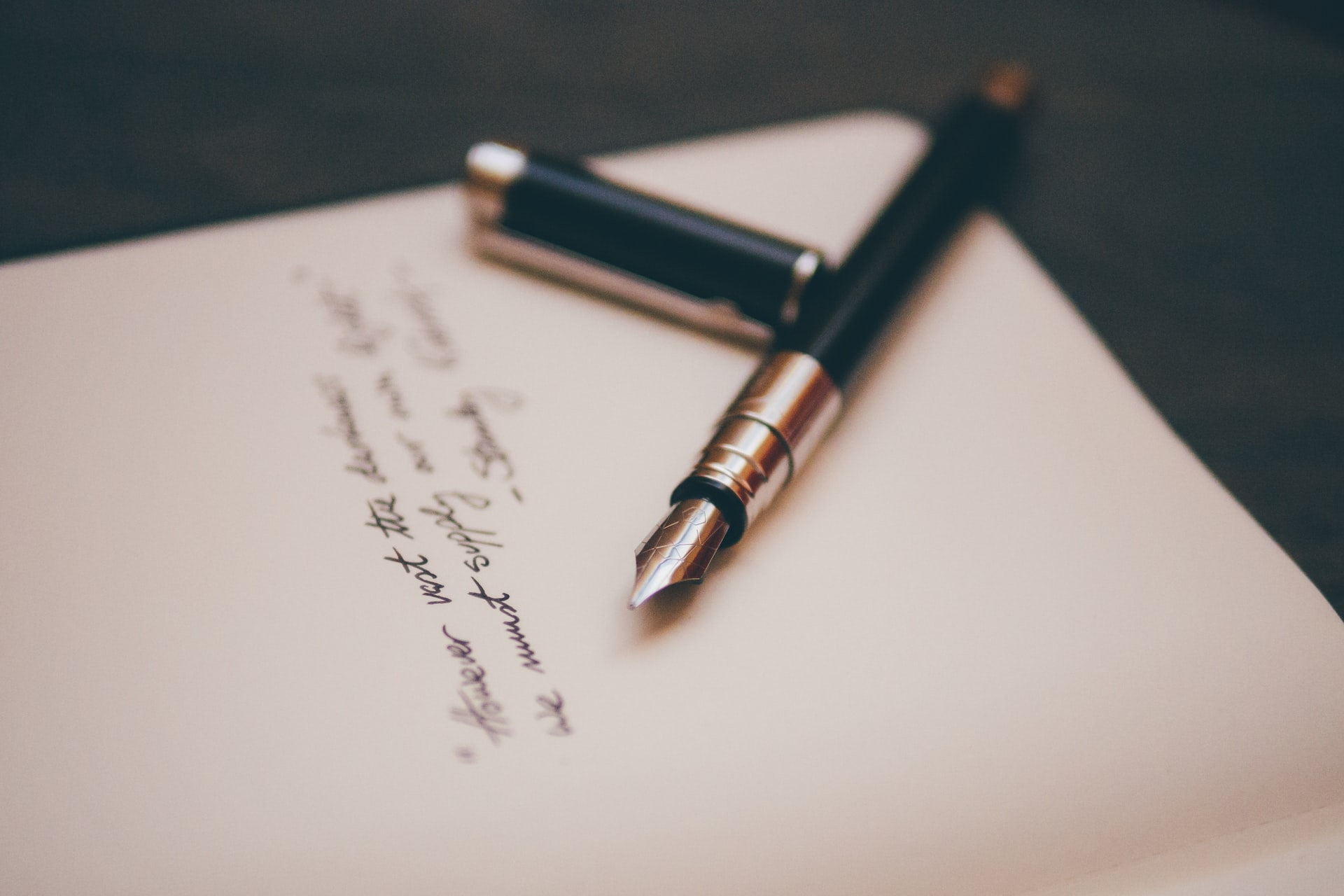 Pen on paper signing a document - All that glitters, is not gold - Hughes v Pritchard and others [2021] - Aaron and Partners