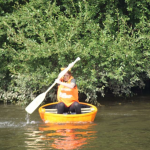 Coracle Race 2015 image 1