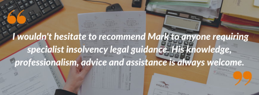 Insolvency Solicitors Chester, Shrewsbury & Manchester Aaron and Partners