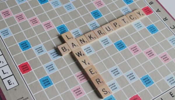 Vicky Burgess - Bankruptcy Article